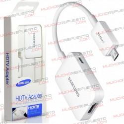 CABLE ADAPTADOR MHL HDMI SAMSUNG GALAXY ORIGINAL