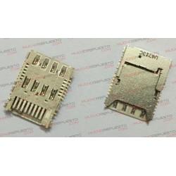 CONECTOR SIM+TARJETA SD SAMSUNG Galaxy S5/I9200/G870F/G9200 /LG G2 D620/G3 D855