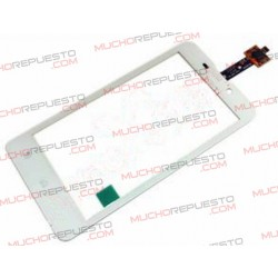 "CRISTAL+TACTIL MOVIL BQ AQUARIS 4,5"" BLANCO"