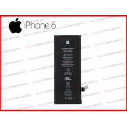 BATERIA MOVIL IPHONE 6 COMPATIBLE 3.82V 1810mAh