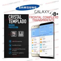 PROTECTOR CRISTAL TEMPLADO SAMSUNG GALAXY S8 PLUS