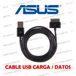 CABLE USB DATOS Y CARGA ASUS TF101 / TF201 / TF300 / TF700 1M