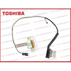 CABLE LCD TOSHIBA L650/L650D/L655/L655D (Modelo 1)