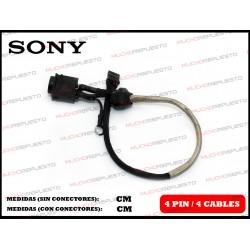 CONECTOR ALIMENTACION SONY VPC-CW / PCG-61xxxx (Modelo 2)