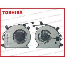 VENTILADOR TOSHIBA S55-B / S55D-B / S55T-B