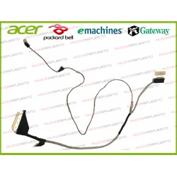 CABLE LCD ACER Extensa 2508/2509/2510 / EX2508/EX2509/EX2510 (TACTILES)