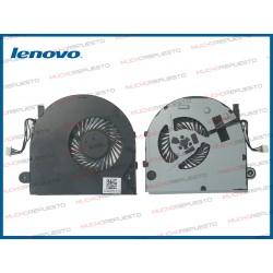 VENTILADOR LENOVO 110-15ISK / 305-15IBD / B40-80 / B50-70