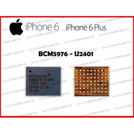 best service 5957b cd9b2 CHIP IC BCM5976 U2401 PANTALLA TACTIL IPHONE 6 / 6 PLUS