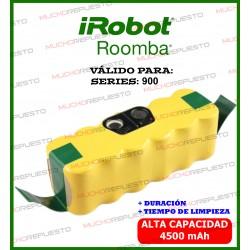 BATERIA 4500mAh ROOMBA 960, 965, 966, 970, 980 (Alta Capacidad)