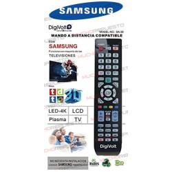 MANDO A DISTANCIA TV PARA SAMSUNG (COPIA EXACTA AL ORIGINAL) (Modelo 2)
