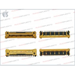 CONECTOR LCD APPLE / MAC A1425/A1465/A1466 (30pin)
