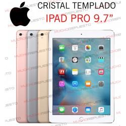 """PROTECTOR CRISTAL TEMPLADO IPAD AIR PRO 9.7"""" (A1673 - A1674 - A1675)"""