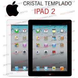 PROTECTOR CRISTAL TEMPLADO IPAD 2 (A1395 - A1396 - A1397)
