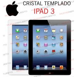 PROTECTOR CRISTAL TEMPLADO IPAD 3 (A1416 - A1430 - A1403)