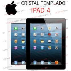 PROTECTOR CRISTAL TEMPLADO IPAD 4 (A1458 - A1459 - A1460)
