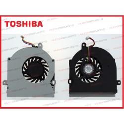 VENTILADOR TOSHIBA L300 / L300D / L305 / L305D