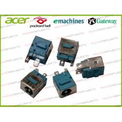 CONECTOR ALIMENTACION PACKARD BELL MN85 / MS2303 (90W)