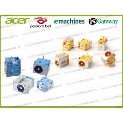 CONECTOR ALIMENTACION EMACHINES E620 / E625 / E627 / E630 / E725