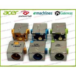 CONECTOR ALIMENTACION GATEWAY NV50A/NV51B/NV53A/NV55C/NV59C/NV79C