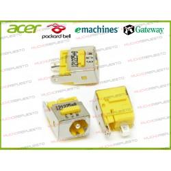 CONECTOR ALIMENTACION EMACHINES 250 / EM250 (65W)