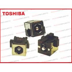 CONECTOR ALIMENTACION TOSHIBA Satellite C670 / C670D / C675 / C675D