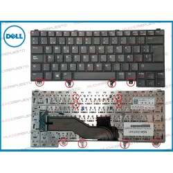TECLADO DELL Latitude E5420 / E5430 / E6220 / E6230 (SIN POINT STICK)