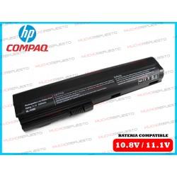 BATERIA HP 10.8V-11.1V EliteBook 2560P / EliteBook 2570P