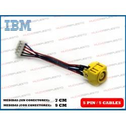CONECTOR ALIMENTACION IBM...