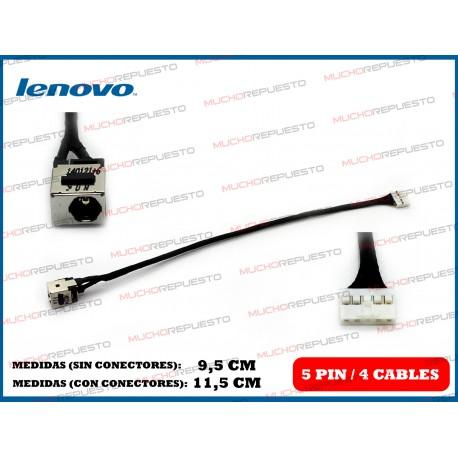 CONECTOR ALIMENTACION LENOVO B570 / B575