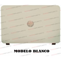LCD BACK COVER HP 250 G3/255 G3/256 G3/15-G/15-H/15-R/15-T/15-Z (BLANCO)