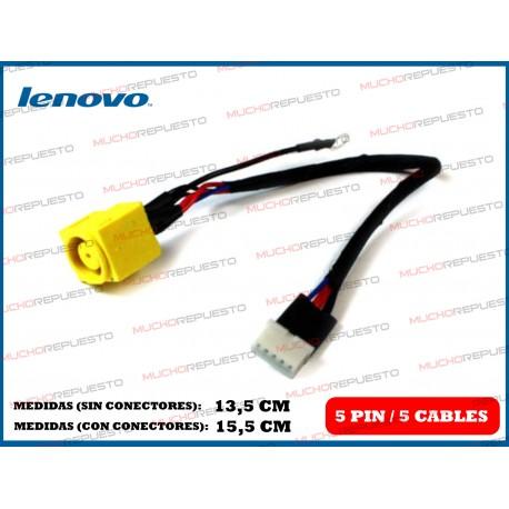 CONECTOR ALIMENTACION LENOVO SL400 / SL400C