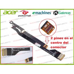 CABLE LCD ACER Aspire S3-371 / S3-391 / S3-951 / MS2346 (MODELO 1)