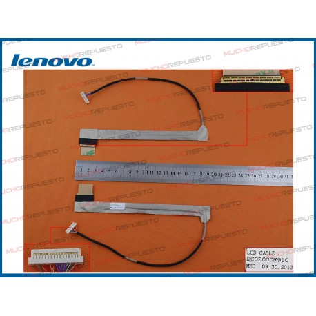 CABLE LCD LENOVO G450 / G450A / G450L / G450M / G455