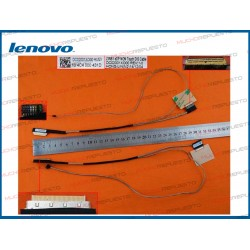 CABLE LCD LENOVO 305-15IBY (NO TACTIL)