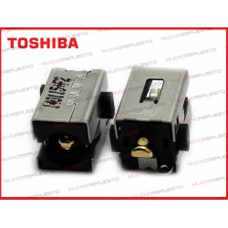 CONECTOR ALIMENTACION TOSHIBA C850 / C850D / C855 / C855D