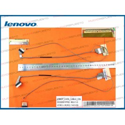 CABLE LCD LENOVO G400 /...