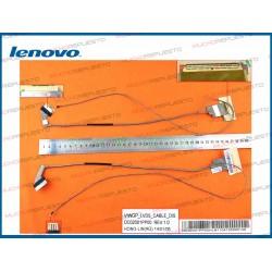 CABLE LCD LENOVO G400 / G405 / G410 / G490 / G490A / G490AH (MODELO 1)