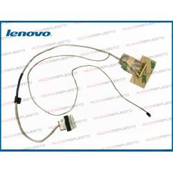 CABLE LCD LENOVO G400 / G405 / G410 / G490 / G490A / G490AH (MODELO 2)