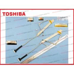 CABLE LCD TOSHIBA L500 / L500D / L505 / L505D (MODELOS PANTALLA LCD)