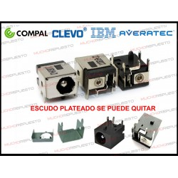CONECTOR ALIMENTACION Philips / Versa / Twinhead / IBM / Motion