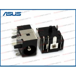 CONECTOR ALIMENTACION ASUS A6L / A6M / A6NE / A6Q / A6R / A6RP / A6T