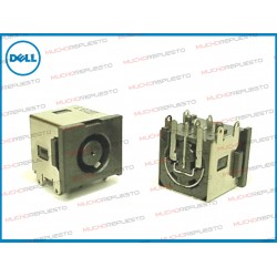CONECTOR ALIMENTACION Dell M14x /M17x / R1 / R2 / R3 / R4 / M18x Series