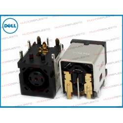 CONECTOR ALIMENTACION Dell Inspiron 1750 / PP25L / PP28L / PP41L / PP42L Series