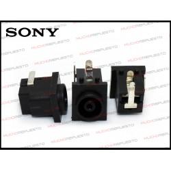CONECTOR ALIMENTACION Sony PCG-GRV / PCG-GRX / PCG-GRZ / PCG-N / PCG-NV Series