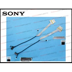 CABLE LCD SONY VAIO VPC-EB SERIES (M971) (Modelo 2)