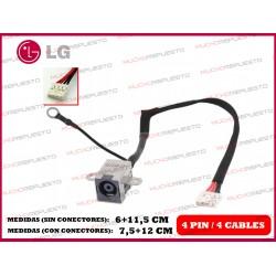 CONECTOR ALIMENTACION LGR51 / LGR57 / LGR58 / A410 / C40 / C400 (1)