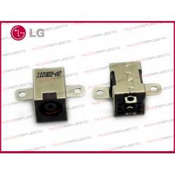 CONECTOR ALIMENTACION LGR51 / LGR57 / LGR58 / A410 / C40 / C400
