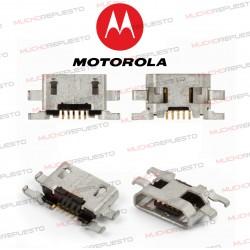 CONECTOR MICRO USB MOTOROLA...