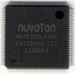 CHIP ENE NUVOTON NPCE795LAODX NPCE795LA0DX TQFP128
