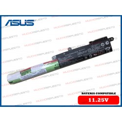 BATERIA ASUS 11.25V X540 /...